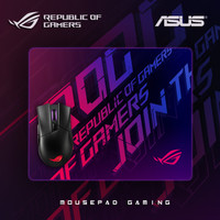 Mousepad Gaming ASUS ROG   24cm x 20cm Join The Republic - Cloth Pad