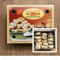 Bakpia 25 Jogja isi 15 || Makanan Khas Jogja || Kue Kering - Coklat