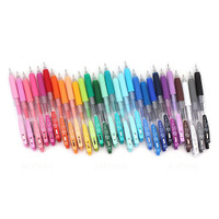 Zebra Gel Pen Sarasa Clip 0.5 mm - 19 Colors / Warna