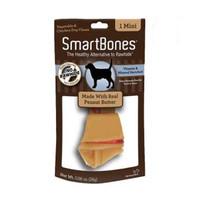 SmartBones Peanut Butter Mini 1 Pk - Dog Snack