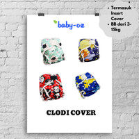 Cloth Diaper Baby Oz - Tipe Cover