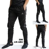 celana panjang training pria celana gym celana olahraga baju futsal