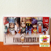 Switch Final Fantasy IX / FF9 FFIX FF 9