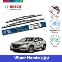 "Bosch Sepasang Wiper Kaca Mobil Honda HRV Advantage 26"" & 16"""
