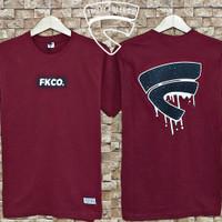 terlaris kaos/tshirt/baju friday killer merah