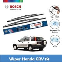 Bosch Sepasang Wiper Kaca Mobil Honda CRV 1st Gen (2001-2002)- 19 &19