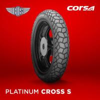 Ban Corsa Platinum Cross S 120/80-17