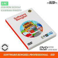 Software Bengkel Mobil dan Motor Professional Edition SID Full Version