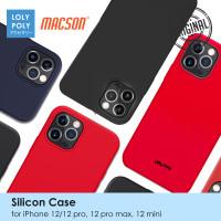 LOLYPOLY Case Anti Noda for Iphone 12 Series Slim Silicone Premium 167