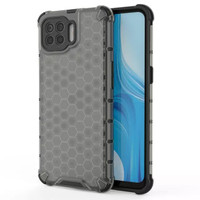 OPPO RENO 4F SOFT CASE RUGGED ARMOR HONEYCOMB SERIES