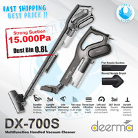 Deerma Vacuum Cleaner 2 in 1 Penyedot Debu DX700 / DX700S