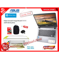 Laptop Asus Vivobook A407MA Paket Free Printer Multifungsi