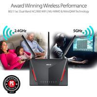 ASUS RT-AC86U Wireless Dual Band Gigabit Router AC2900 Gaming Aimesh