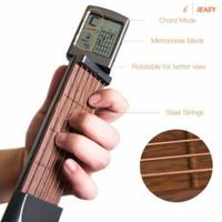 Alat latihan gitar portable digital practice guitar finger trainer