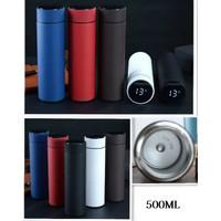 L307 Termos air panas LED Temperatur Suhu Botol Vacuum Tumbler