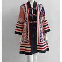 Dress Cheongsam Qipao LinYiu Chinese Imlek Baju JUMBO