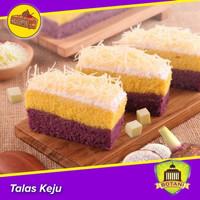 Kue Bolu Talas Keju Lapis Talas Botani Bogor Cake by Sangkuriang