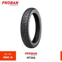 PROBAN TL 80/90 Ring 14 Ban Motor Tubeless