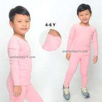 Baju Musim Dingin Longjohn Anak Anak(Unisex)