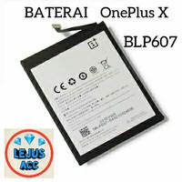 Baterai Batre Battery OnePlus One Plus X BLP607 BLP 607 original