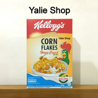 KELLOGGS Cornflakes Madu Kellogs 400gr Sereal Honey Crunch Cereal
