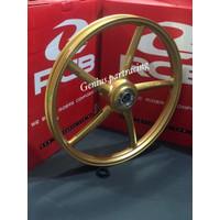 Velg Racing RCB Depan Mio - Jupiter Z - Vega R Sp 522 Gold 17 X 120