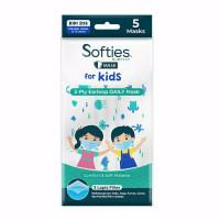 Softies Daily Anak Motif isi 5 pcs