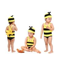 Baju & Topi Renang Anak Bayi Balita Lebah - Children Baby Swimsuit