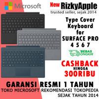 Microsoft Surface Pro 4 Signature / Keyboard / Type Cover - Platinum