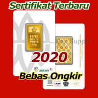 10 GR Emas Aneka Tambang/Certicard/Certieye/Antam ~ Dax Supply ®