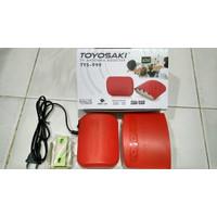 TYS-99 TG TOYOSAKI booster boster antena penguat signal tv