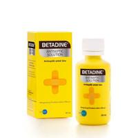 BETADINE antiseptic solution 60ml