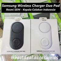 Samsung Wireless Charger Duo Pad with Wall Charger Fast Charging SEIN