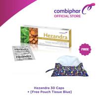 Hezandra 30 kapsul untuk Kesehatan Fungsi Hati