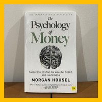 Buku Import The Psychology of Money (Original Paperback)