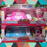 mainan kasir kasiran besar murah batre