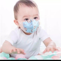 Masker bayi anak kn95 surgical mask duckbill