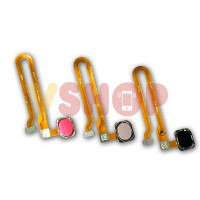 Flexibel Flexible Sidik Jari Fingerprint Oppo F5 Black/Gold