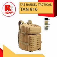 tas ransel army tactical 916 import 50L