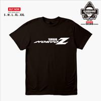 Kaos Baju Motor Yamaha Nouvo Z Font Kaos Otomotif - Karimake