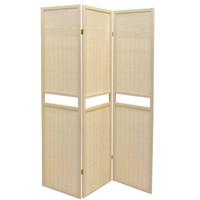 Arthome Pembatas Ruangan/Sekat ruangan 3 lipat 180x60x6.3 cm