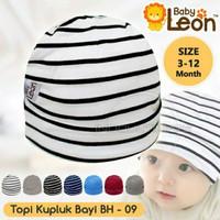 Topi Kupluk Baby Leon topi bayi kupluk anak