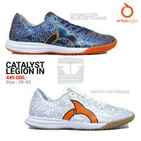 ORTUSEIGHT CATALYST LEGION IN ORIGINAL TERMURAH Sepatu Futsal Olahraga