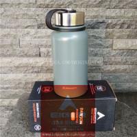 Botol Air Minum Eiger 910004930 Dawson 600ML Water Bottle - Olive