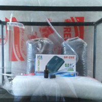 paket filter undergravel aquascape aquarium 40cm