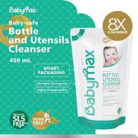 babymax bottle utensils cleanser 450ml