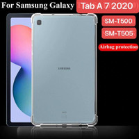 SAMSUNG TAB A7 10.4 in 2020 T500 T505 Anti Crack Shockproof Soft Case