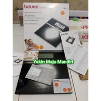 Timbangan badan digital lengkap/timbang lemak tubuh/beurer BG 21 bg21