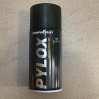 Cat Semprot Pylox Pilox 109 BLACK GLOSS HITAM KILAP 300cc Nippon Paint
