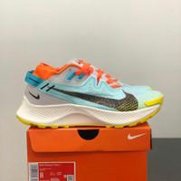 Sepatu Nike Pegasus Trail 2 Blue Orange For Man Premium Original